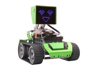 Robobloq Qoopers Programmable Metal Robot Kit