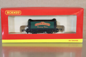 HORNBY R6686 COLLECTORS CLUB CENTENARY EDITION 6 PLANK WAGON MINT BOXED nz