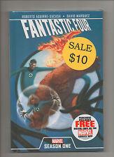 Fantastic Four: Season One - Hardcover TPB - (Sealed)