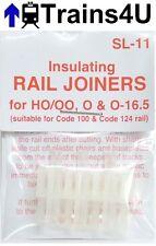 PECO SL-11 OO/HO Insulated Rail Joiners
