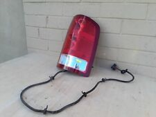2007 - 2013 GMC SIERRA 2500HD REAR RIGHT RH SIDE TAIL LIGHT STOP BRAKE LAMP OEM