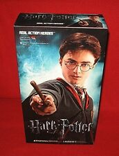 "Medicom RAH Real Action Heroes HARRY POTTER 1:6 12"" Figure MIB NEW"