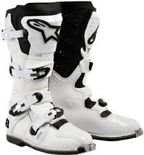 Alpinestars Tech 8 Light Boots MX/Off Road Boots White size 9