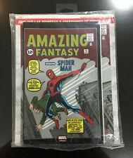 MARVEL Mexico Amazing Fantasy #15 The Amazing Spider-Man #1 #2 FOIL reprint