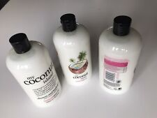 Treaclemoon Coconut Vegan Friendly Shower & Bath Gel SET OF THREE