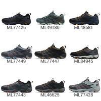 Merrell Moab FST 2 GTX Gore-Tex Vibram Mens Womens Outdoors Hiking Shoes Pick 1