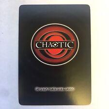 Chaotic Card Game - Rare - You Pick Tcg Ccg Single Card