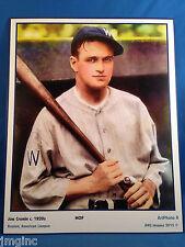 Joe Cronin, Washington, Art Photo #8 - 8 x 10 image of HOF player c. 1920's