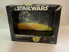 Vintage Star Wars DIE CAST MILLENNIUM FALCON BOX ONLY Original Kenner 1978