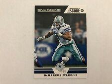 DeMarcus Ware 2012 Score End Zone 3/6 Dallas Cowboys