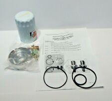 Brand New Spin On Oil Filter Conversion Kit & Fram Filter Triumph TR3 TR4 TR4A