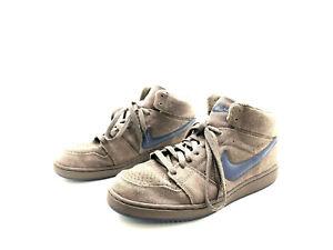 Nike Backboard Herren Halbschuh Sneaker Sportschuh Grau Gr. 44 (UK 9)