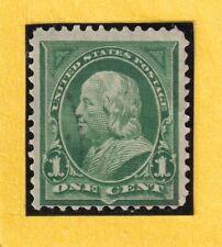 US STAMP 279 1c 1898 *MINT NG CV$9.00 857