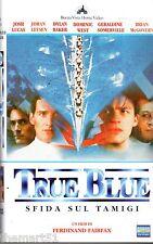 True Blue. Sfida sul Tamigi (1996) VHS Buena Vista   Fairfax - rara