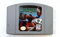 Star Fox 64 - Nintendo 64 N64 Game Tested + Working & AUTHENTIC!!