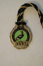 Collingwood - Vintage - 1963 - Members Badge - Over Half a Century Old !! Rare.