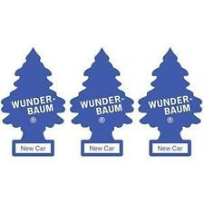 3pcs Wunderbaum Magic tree car air freshener NEW CAR