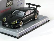 PORSCHE 911 996 GT3 RS STREET BLACK SALON MAQUETTE 2005 MINICHAMPS 1/43 SCHWARZ