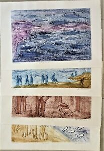 DEALERS LOT a collection 39 unframed