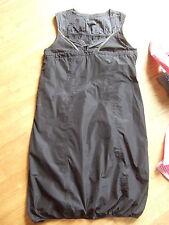 Robe IKKS noire t 36 coton et soie