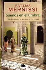 Suenos en el umbral. Memorias de una nina del haren (Spanish Edition)-ExLibrary