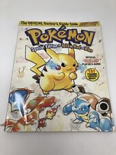 Nintendo Power Gameboy Pokemon Special Edition Trainer's Guide Red Blue Yellow