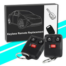 2 for Ford F-150 2008 2009 2010 2011 2012 2013 2014 2015 keyless entry remote