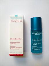 Clarins Hydra-Essentiel Intensive Moisture Quenching Bi-Phase Serum 15ml NEW