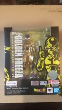 2019 Sdcc Tamashii Nations S.H. Figuarts Dragon Ball Golden Freeza - In Hand