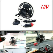 12V Portable Car SUV Truck Fan Vehicle Auto Cooling Cooler W/ Cigarette Lighter