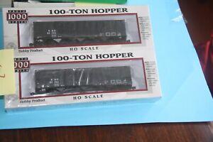 B&O 100 Ton Hopper