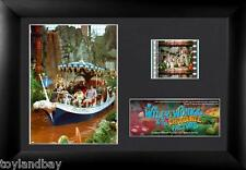 Film Cell Genuine 35mm Framed & Matted Willy Wonka & the Chocolate Factory 6333