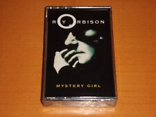"ROY ORBISON ""MYSTERY GIRL"" CASSETTE TAPE SPAIN 1989 RARE! NEW! YOU GOT IT"