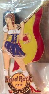 Hard Rock Cafe AMSTERDAM 2012 Sexy Dutch Milkmaid - SPAIN PIN #6/10 HRC #65915