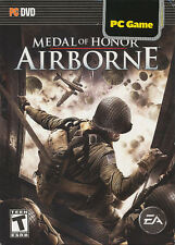 Medal of Honor AIRBORNE - Classic EA Shooter PC Game WW2 WWII Brand New in Box!