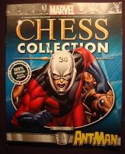 Eaglemoss Marvel Chess Collection Iusse #24 Ant-Man Magazine Only No Figure