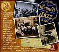 Various Artists - Gennett Jazz [New CD] Boxed Set, Rmst