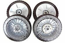 Honda Oem Hrr Wheel Kit, (2) Rear 42710-Ve2-M02Ze + (2) Front 44710-Vl0-L02Zb