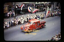 1947 Waynesboro, Pennsylvania, 1939 Seagrave Pumper Fire Truck, Orig. Slide c1a