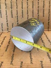 4 In Dia Round Steel Shaft Blacksmithing Stock Lathe Machining Hr 1045 4 Long