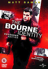 The Bourne Identity (DVD, 2007, Extended Edition)