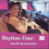 Various Artists - Rhythm-Time (World Percussion,) ( CD999)