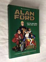 Alan Ford Clásicos de Comic por República Nr 13 Serie Oro