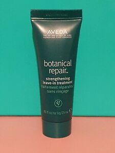 Aveda Botanical Repair Strengthening  Leave in Treatment 25ml Travel size new