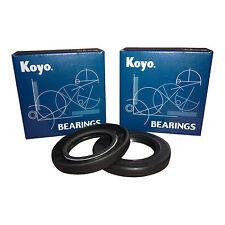 GSXR600 K1 K2 K3 K4 K5 K6 K7 01 - 07 KOYO FRONT WHEEL BEARINGS & SEALS SUZUKI