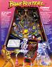 Bonebusters Inc Pinball FLYER Original 1989 NOS Art Gottlieb Halloween Horror