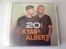 KYAU & ALBERT 20 YEARS 22TRKS SIGNED IN SILVER