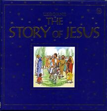 The Story of Jesus by Heather Amery very good used cond illustrated hardcover