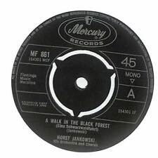 "Horst Jankowski - A Walk In The Black Forest - 7"" Vinyl Record Single"