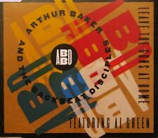 Arthur Baker And The Backbeat Disciples Maxi CD Leave The Guns At Home -